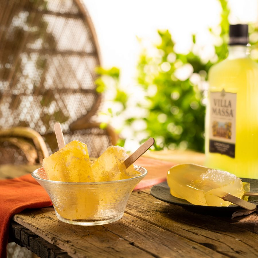Limoncello Ice Lolly